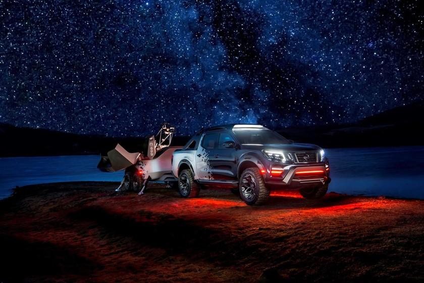 Nissan presentó 2 nuevas pickup concepto en Hannover, y parece que quieren conquistar el espacio