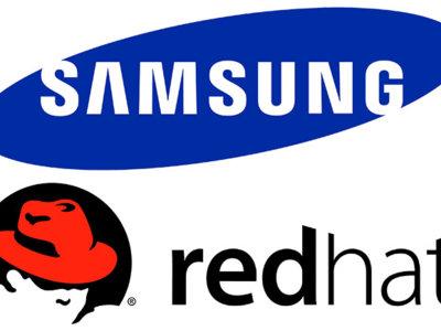 Samsung y Red Hat unen fuerzas para desarrollar aplicaciones móviles profesionales