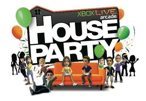 XboxLiveArcadeHouseParty.FechasypreciosdelostítulosdeestacampañaarcadeparaXbox360
