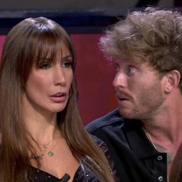 Carlos Sobera detiene el cruce de reproches caducados entre Gonzalo Montoya y Fani en el debate de 'La Isla de las Tentaciones'