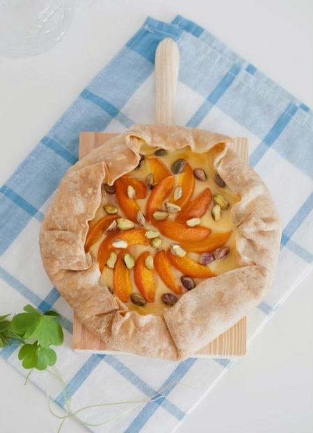 Paseo por la gastronomía de la red: a la rica fruta de verano. Recetas de Mon