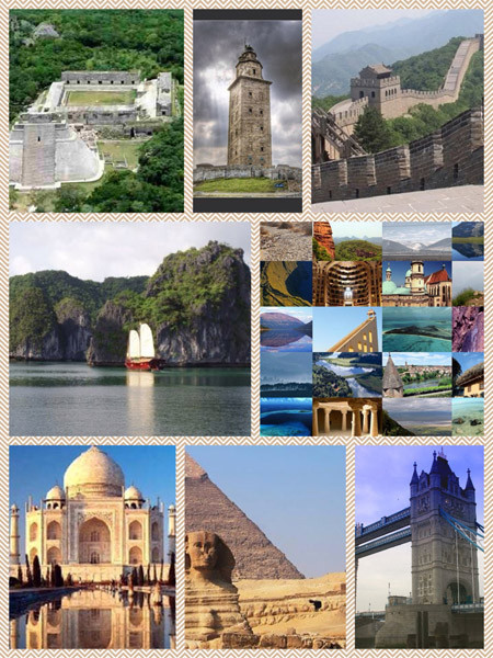Visita 157 países, durante 24 meses, alojándote en hoteles de lujo