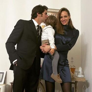 Los Reyes Magos han cumplido el curioso deseo del hijo de Eva González y Cayetano Rivera