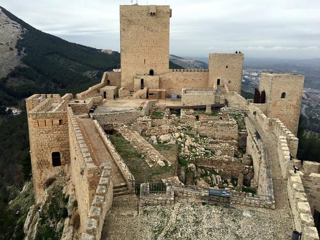 Castillo D Jaen