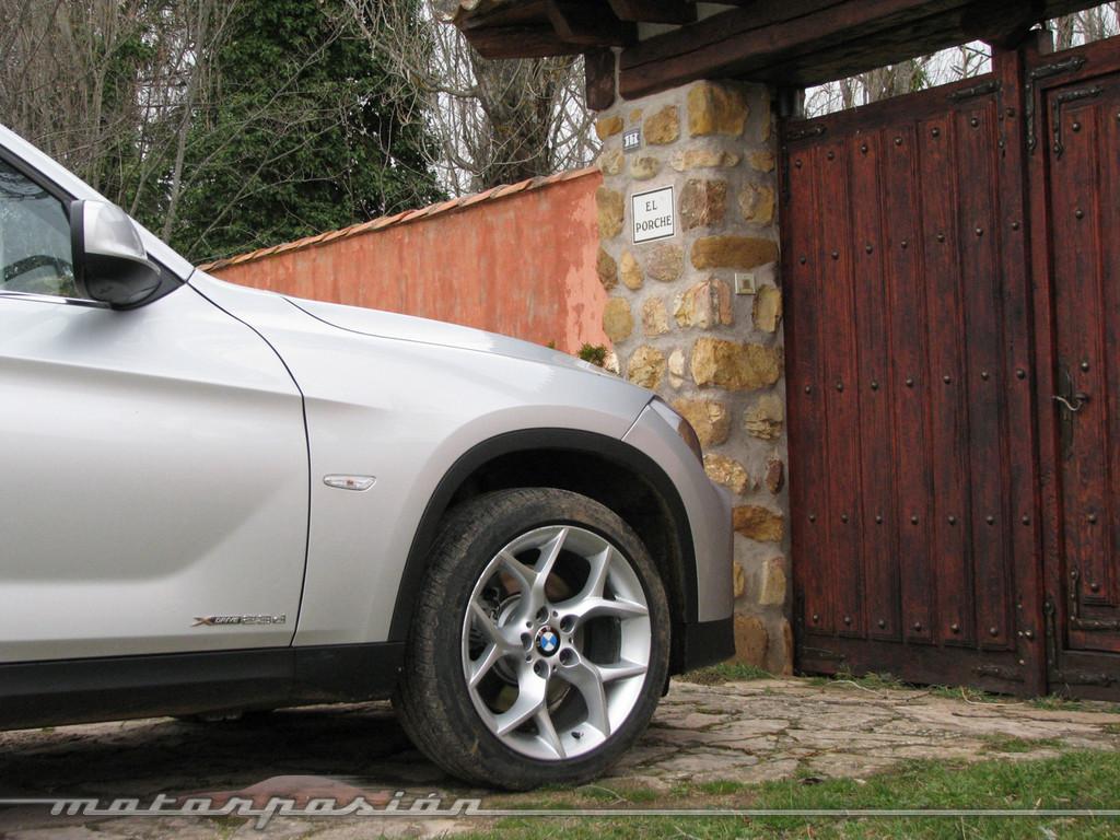 Foto de BMW X1 xDrive23d (prueba) (21/34)