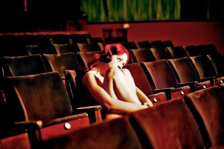 Solo en el cine