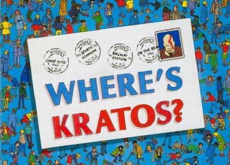 Kratos, el dios de la guerra... ¡Y de todos los videojuegos!
