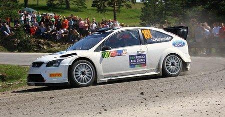 Mikko Hirvonen gana en Serbia y Robert Kubica sorprende en Salento