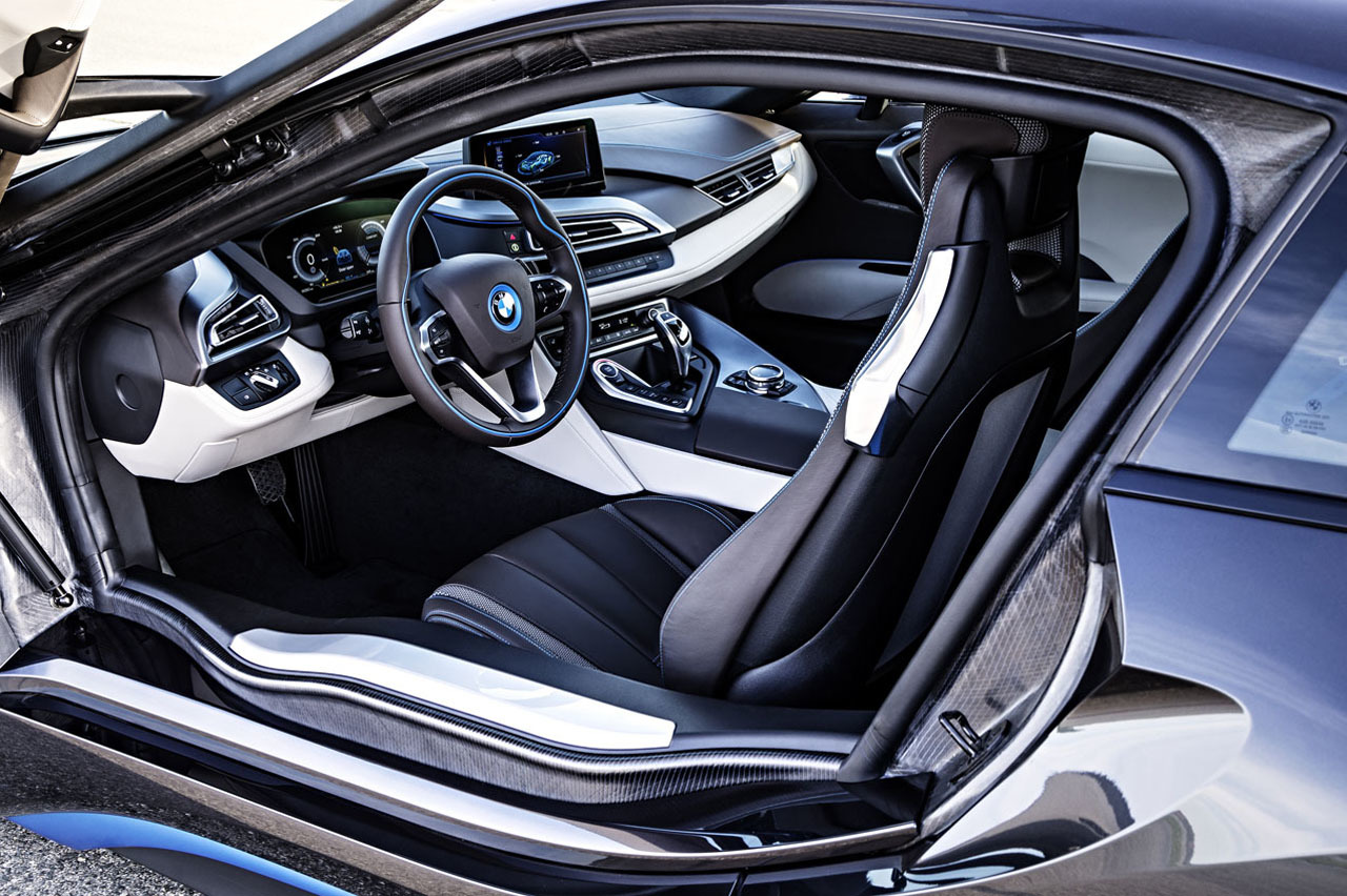 Foto de BMW i8 (45/124)