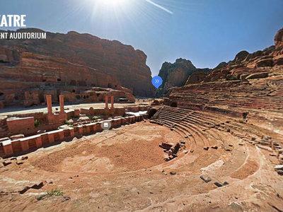 Visita Petra con la nueva experiencia interactiva de Google Cardboard