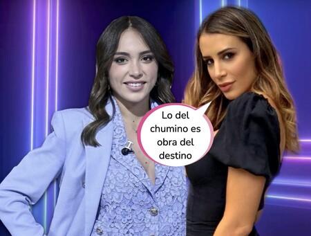 Secret Story: el tatuaje secreto que tienen en común Cristina Porta y Sandra Pica en el chumino