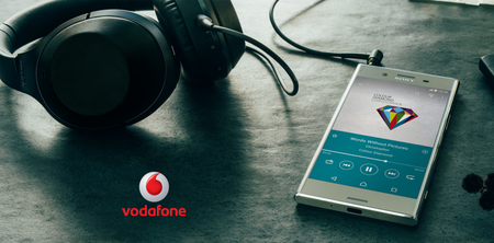 Sony Xperia XZ Premium ya está disponible con pago a plazos Vodafone y altavoces de regalo