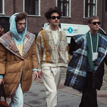 El mejor streetstyle de la semana nos lleva por las calles de Copenhagen en su semana de la moda