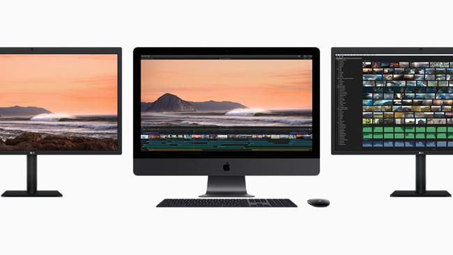 potencia iMac Pro