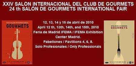 XXIV Salón de Gourmets de Madrid
