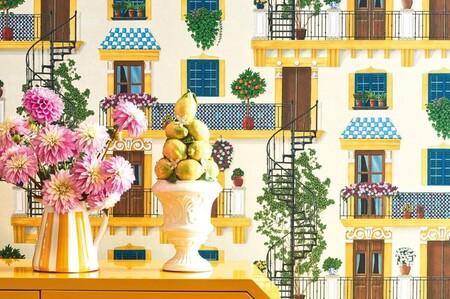 7 papeles pintados para dar nueva (y espectacular) vida a tus paredes