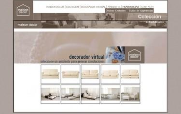 Elige tus tapicerías con la ayuda de Maison Decor