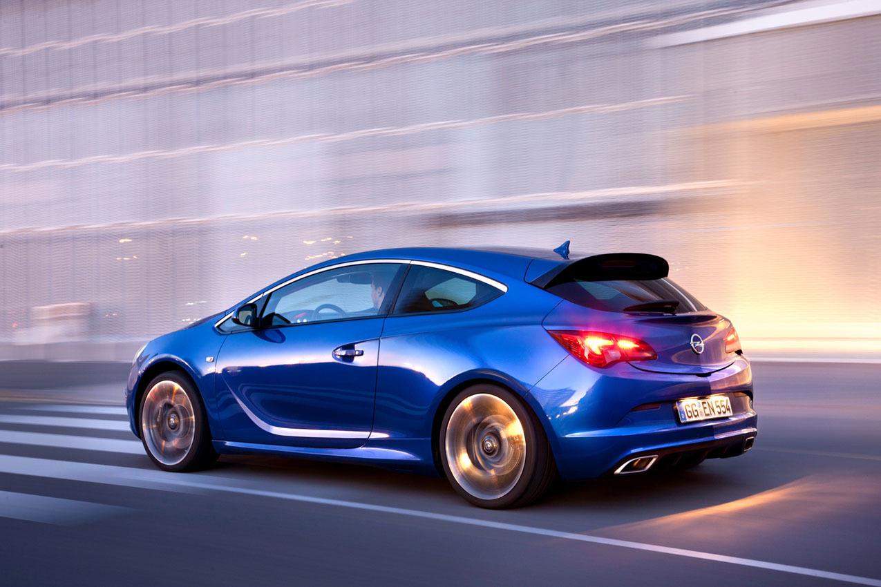 Foto de Opel Astra OPC (6/46)