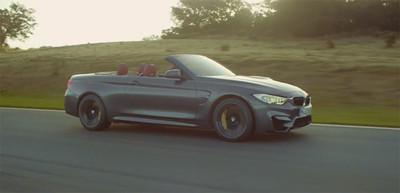 El nuevo BMW M4 Cabrio, ahora en vídeo