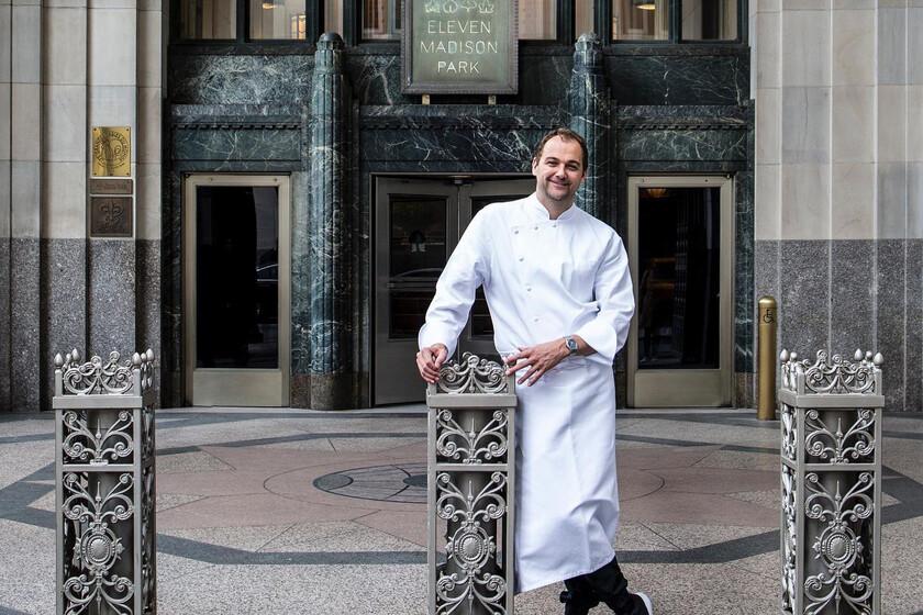 Uno de los mejores restaurantes del mundo, Eleven Madison Park, reabre en junio reconvertido en vegetariano