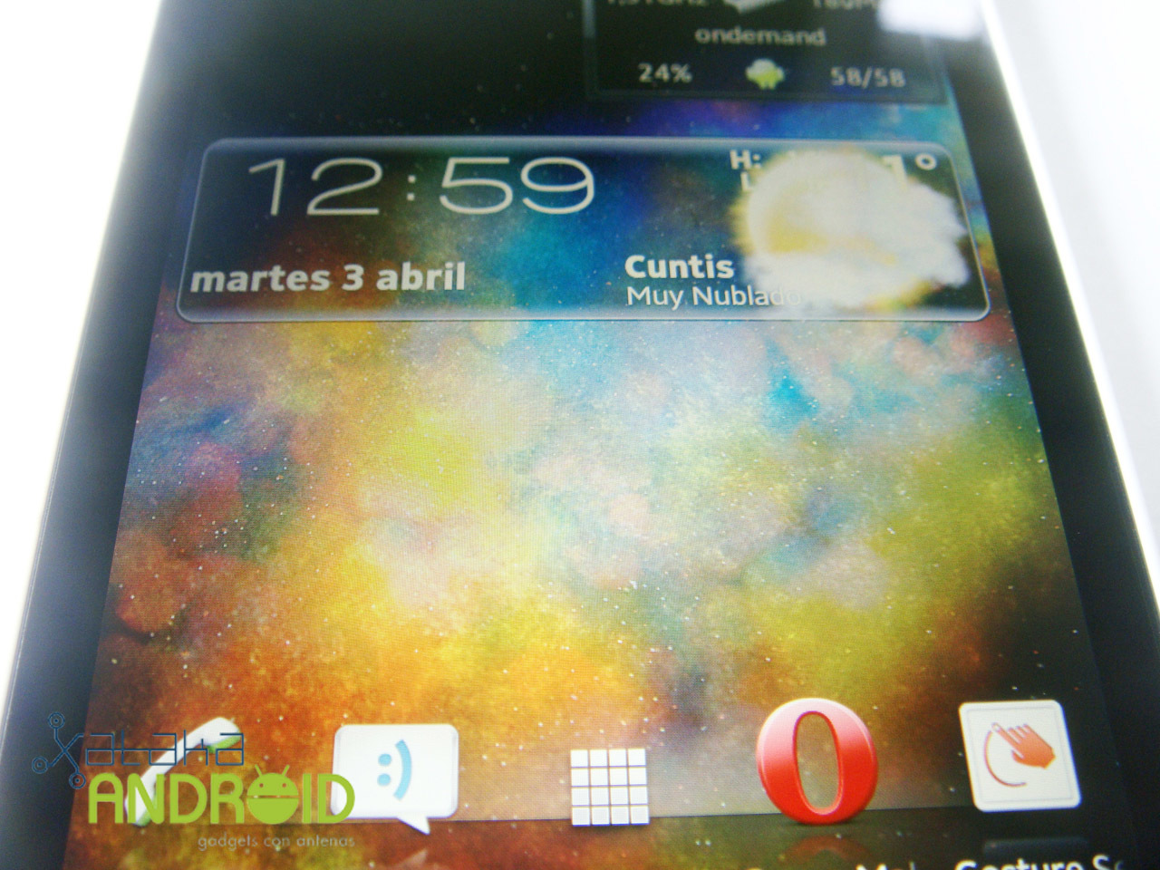 Foto de Sony Xperia S, análisis a fondo (14/50)