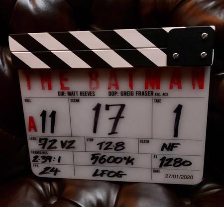 'The Batman' arranca su rodaje: reparto oficial confirmado y Matt Reeves comparte la primera fotografía