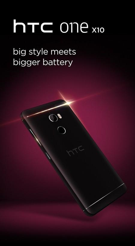 Htc One X10 Bateria