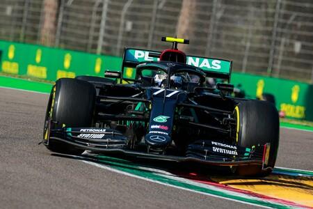Valtteri Bottas saldrá desde la pole en el regreso de la Fórmula 1 a Imola