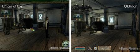 'Limbo of the Lost' y 'The Elder Scrolls: Oblivion': busca las 7 diferencias