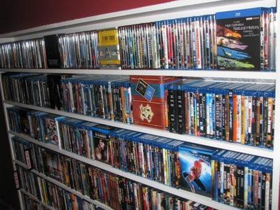 ¿Está herido de muerte el coleccionismo de películas?