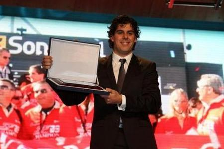 Adrián Vallés, ¿otro español en la Fórmula 1?