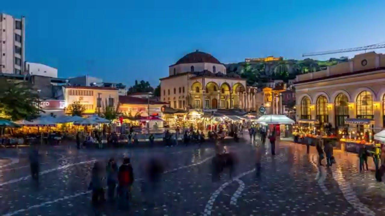 V deos inspiradores la vibrante belleza de atenas for Oficina de turismo de grecia
