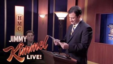 Jimmy Kimmel era el más guapo, o no...