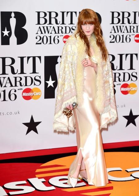 Florence Welch Brit 2016