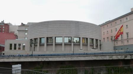 Senado De Espana Edificio Nuevo 03