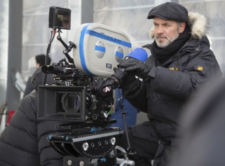 Spectre James Bond Sam Mendes Set Photo