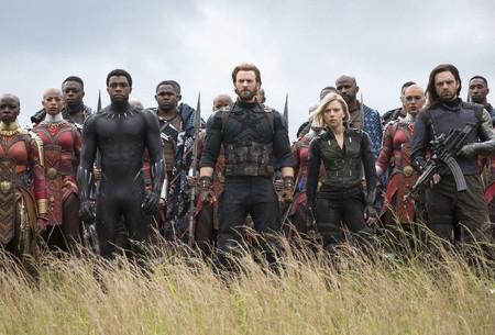 Imagen Vengadores Infinity War