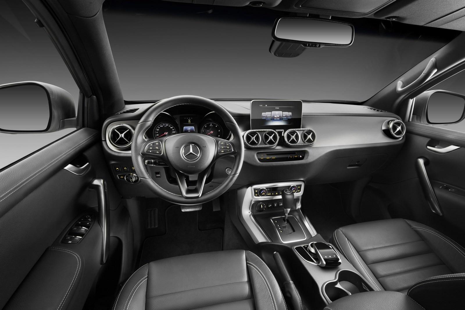 Mercedes Benz Clase X 2018