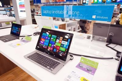 Microsoft impulsa más sus Windows Store junto con Best Buy