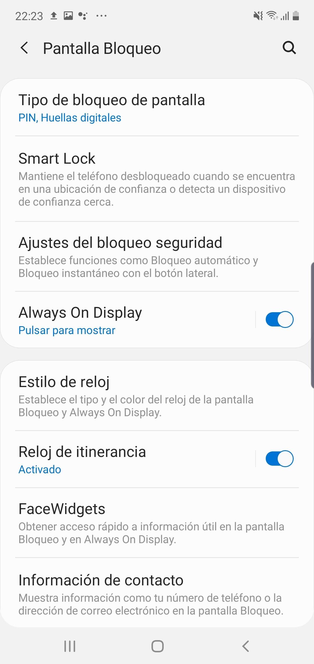 Foto de OneUI en Galaxy Note 10 (8/11)