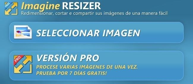 Imagine Resizer
