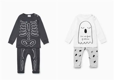 Halloween también llega a Zara Kids: la colección más terrorífica