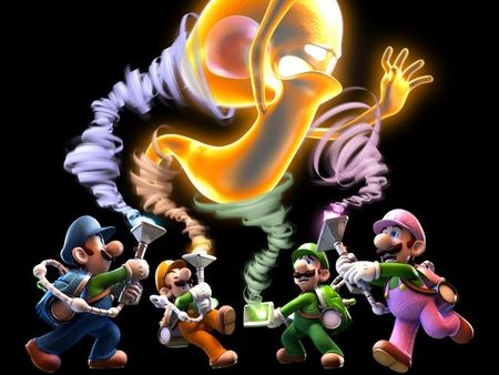Más detalles sobre el multijugador de 'Luigi's Mansion: Dark Moon'