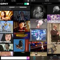 Giphy tiene nueva app: descubre, diviértete y comparte GIFs en la plataforma más completa