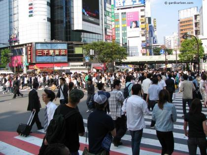 Cómo cruzar la calle