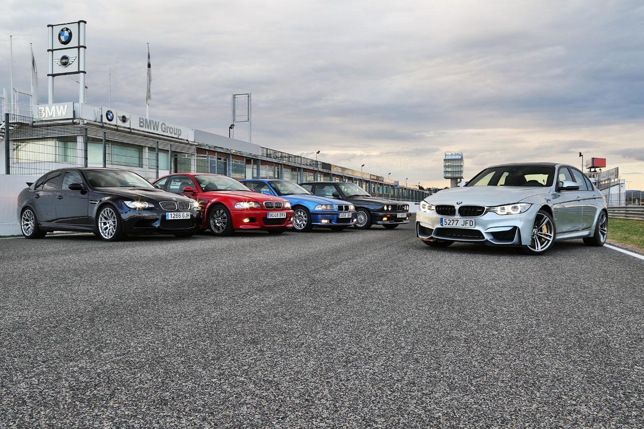 Foto de BMW M3 30 Aniversario (80/80)