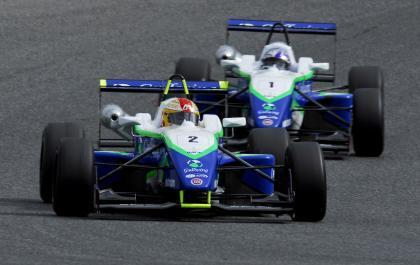 La Fórmula 3 española se decidirá en la última carrera