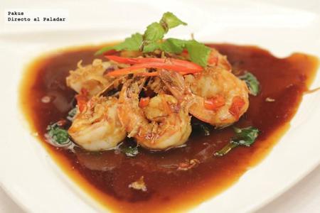 Gambones Thai