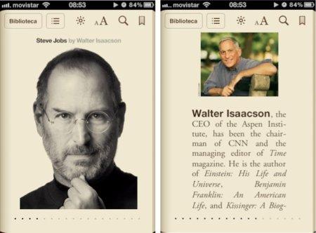 La biografía oficial de Steve Jobs ya está disponible en la iBooks Store