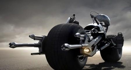 Batpod, la realidad de una moto irreal